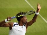 Wimbledon 2011 Dia 1 Gael Monfils