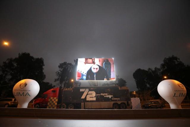 Cine desde el Balcón llega al Rímac y San Miguel este 19 y 20 de ...