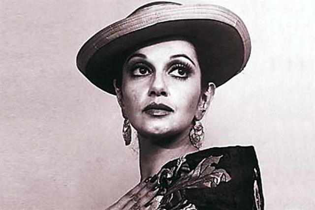 Falleció cantante y compositora Alicia Maguiña   Serperuano.com